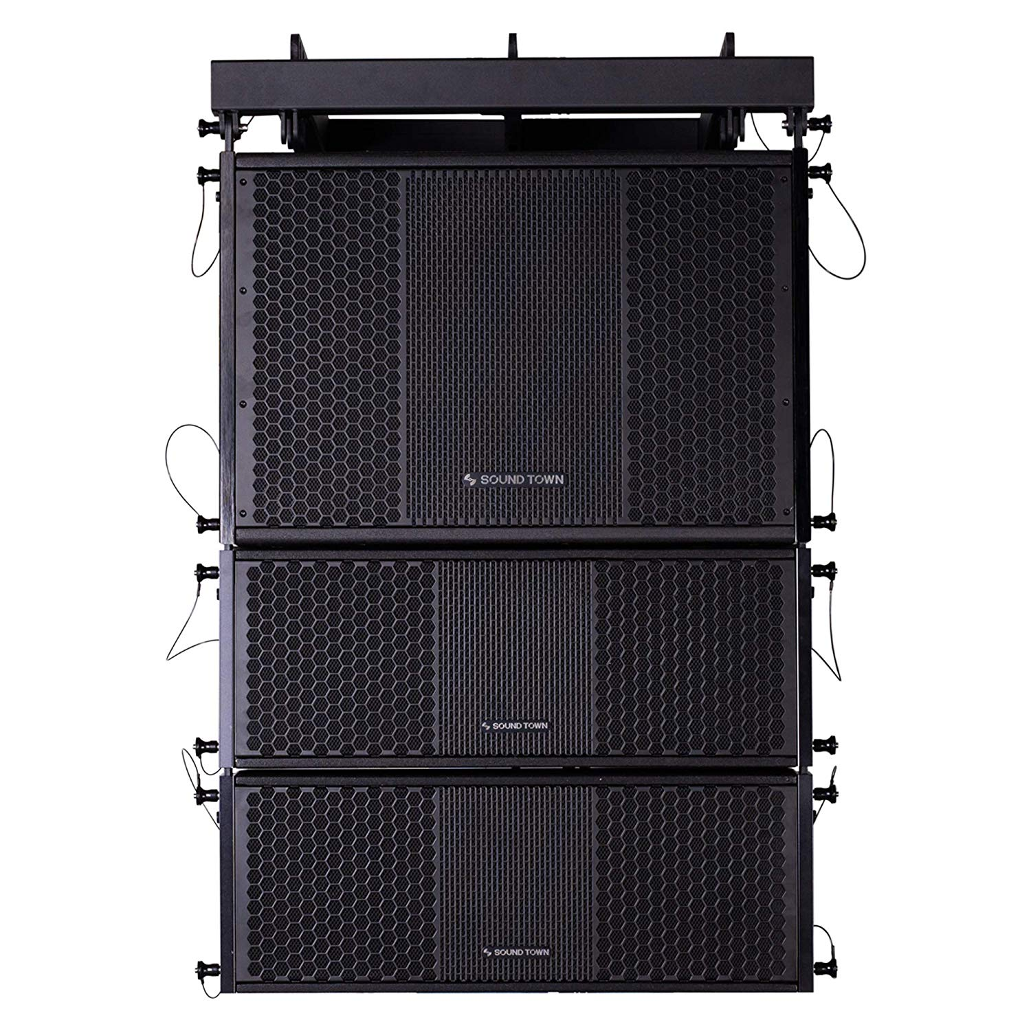 Loa line array 003