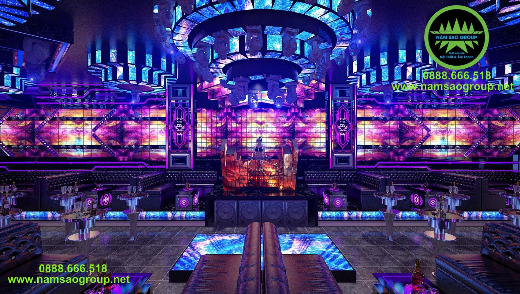 Bar Club Design 04