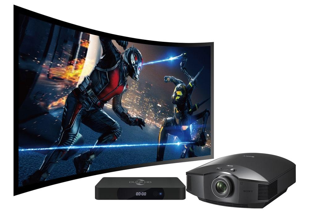 Gói hình ảnh Sony VPL - HW65ES