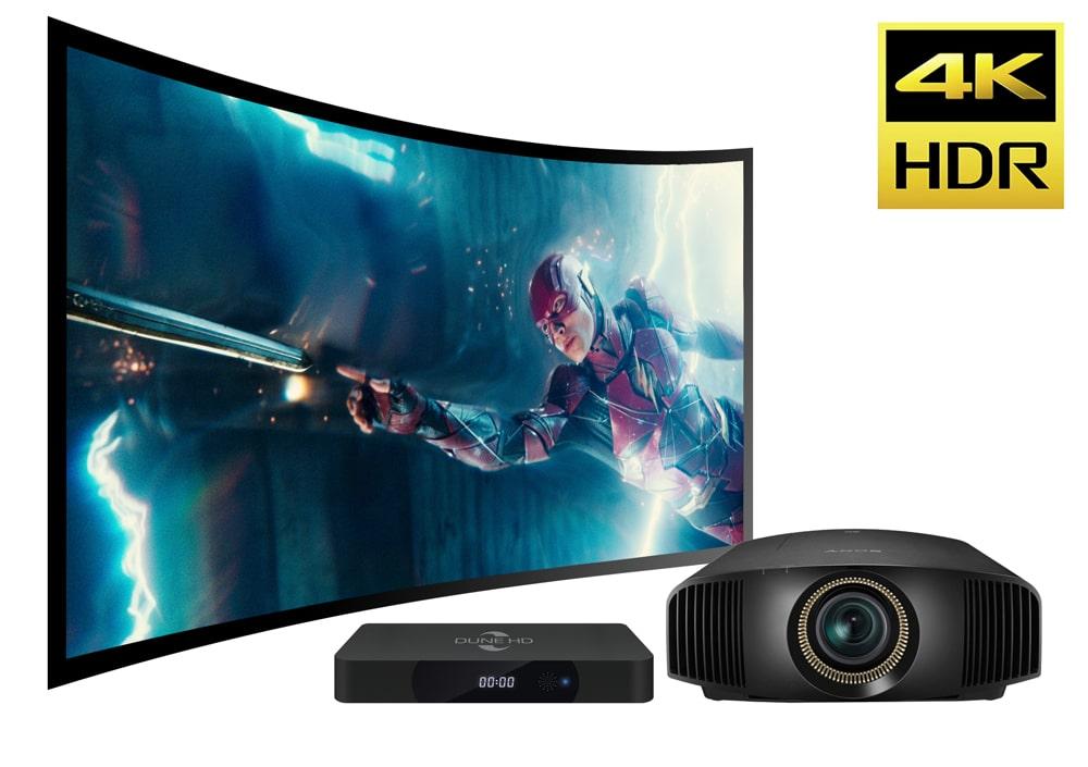 Gói hình ảnh Sony VPL - VW360ES