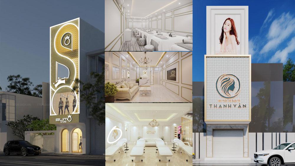 Báo giá thiết kế & thi công Spa thẫm mỹ viện trọn gói chuyên nghiệp