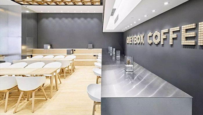 Báo giá thiết kế thi công nội thất quán cà phê trọn gói