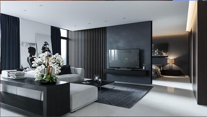 Báo giá thiết kế thi công nội thất căn hộ nhà phố tại TPHCM